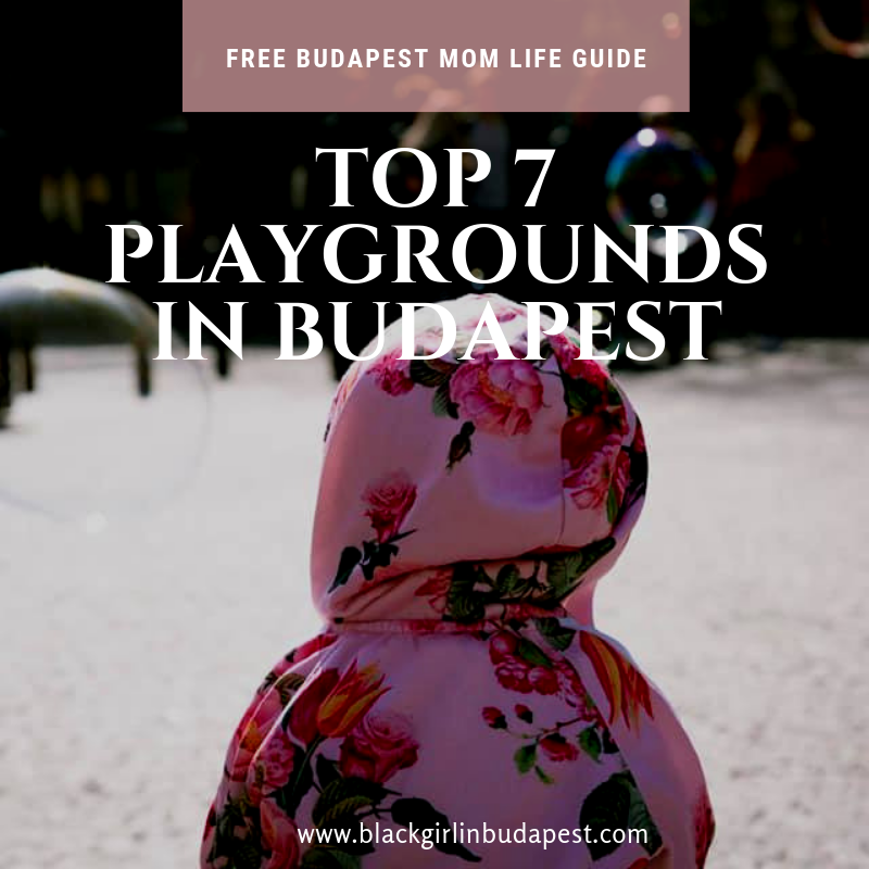 Top 7 Playgrounds in Budapest