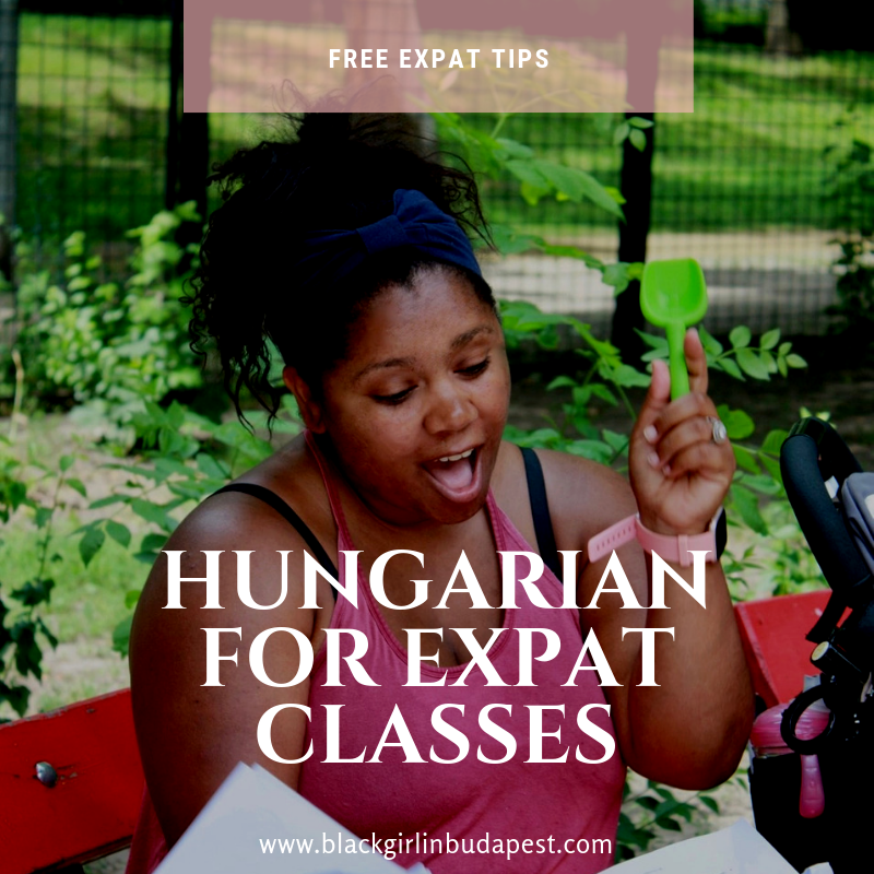 Hungarian For Expat Classes