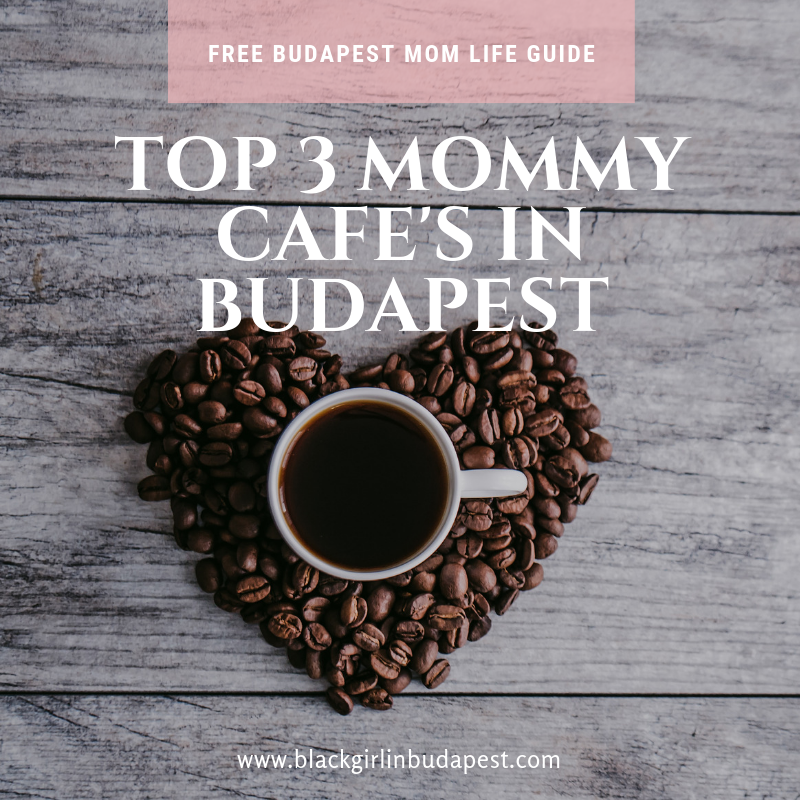 Top 3 Mommy Cafes