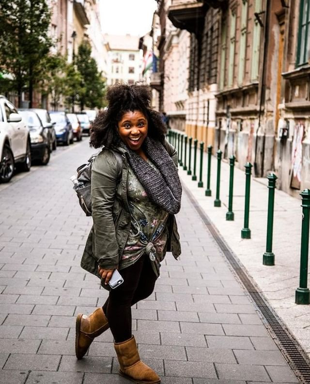 Another one of my favorite streets in Budapest. ⁣ ⁣ LINK IN BIO ⁣ ⁣ ⁣ ⁣ ⁣ #blackgirlinbudapest #bgib #hungary #budapest #traveltheworld #blackmagicgirl #blackwomantravel #travel #internationaltravel #blacktravel #travelblogger #blackgirlstravel #travelgram #meettheworld #explore #love  #localsknow #girlslovetravel #Expat #Expatmom #Expatwife
