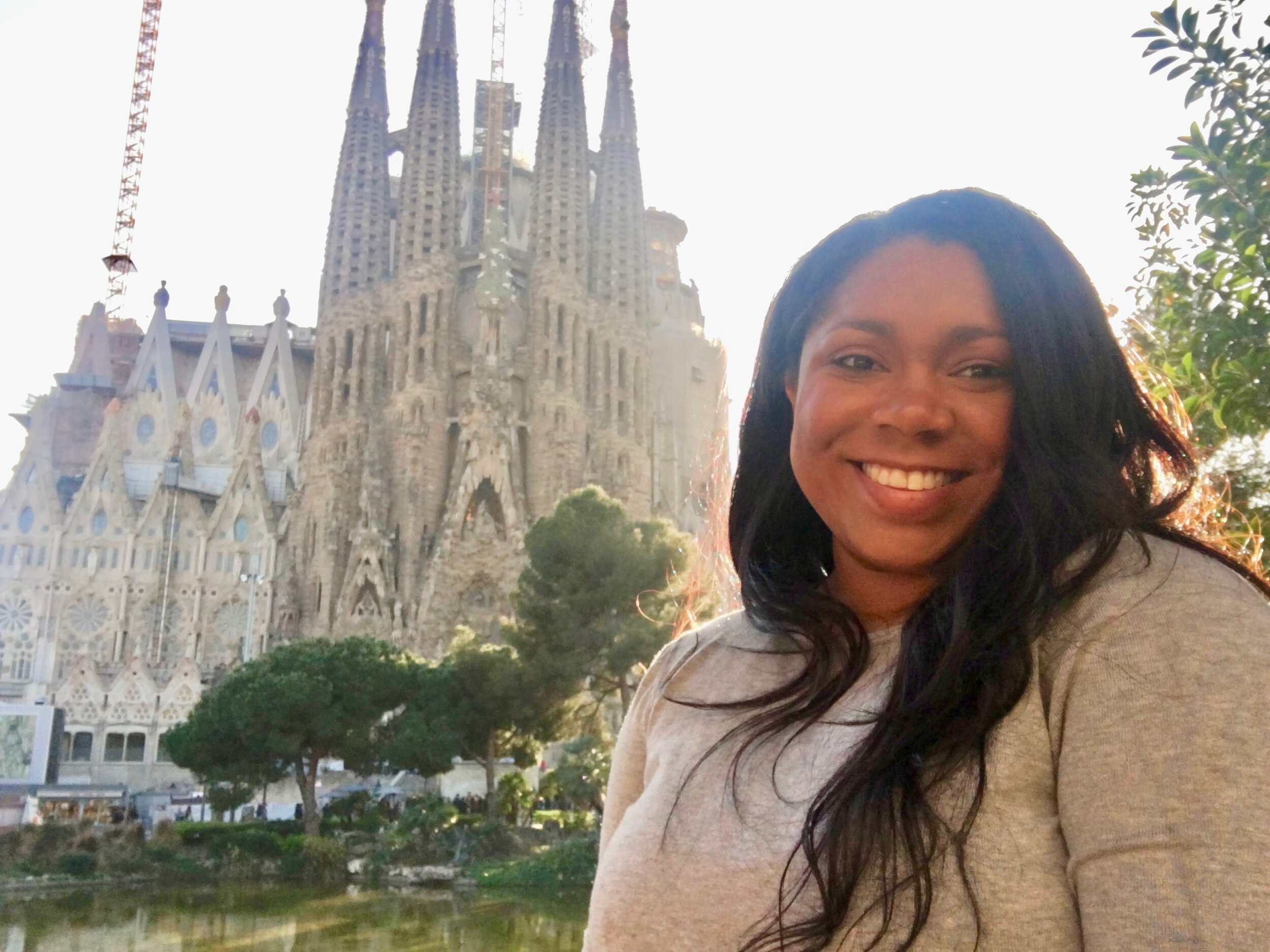 Black Girl In Budapest  | Barcelona