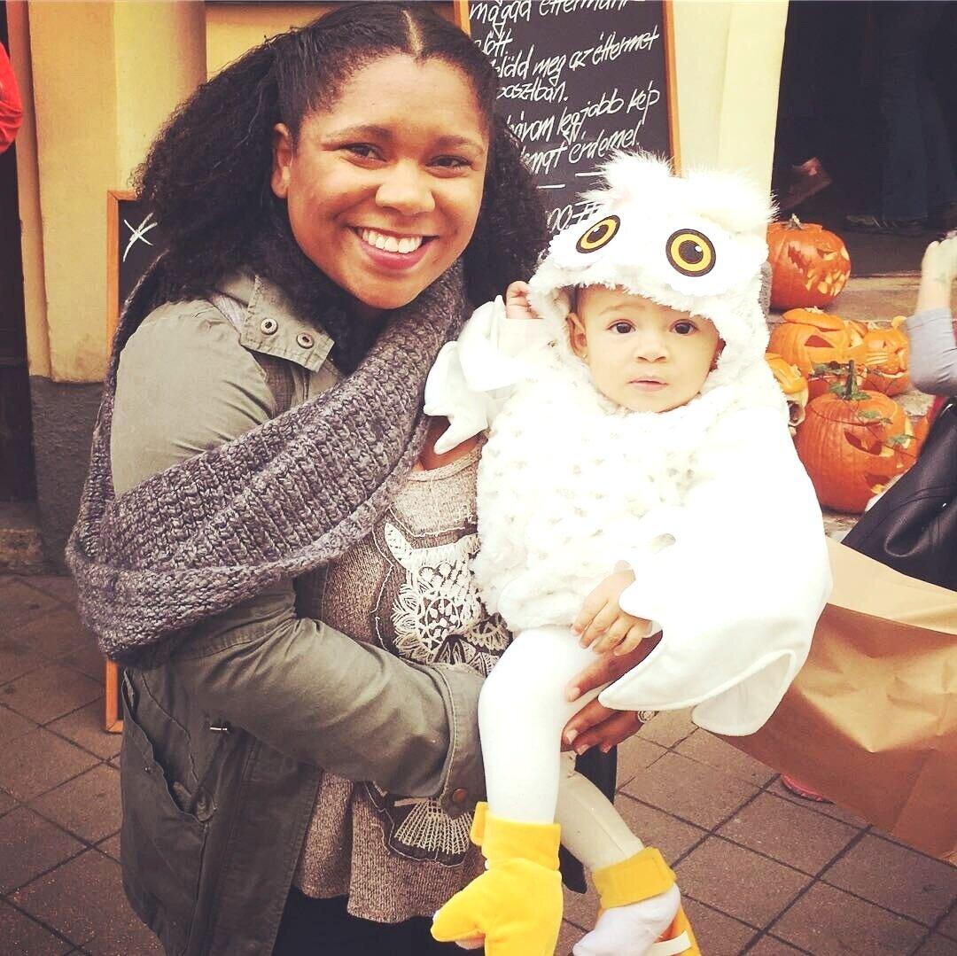 Halloween+Budapest+Mom+Life+-+Black+Girl+In+Budapest