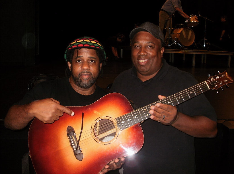 Victor Wooten with Predice and the P.H.A.T.
