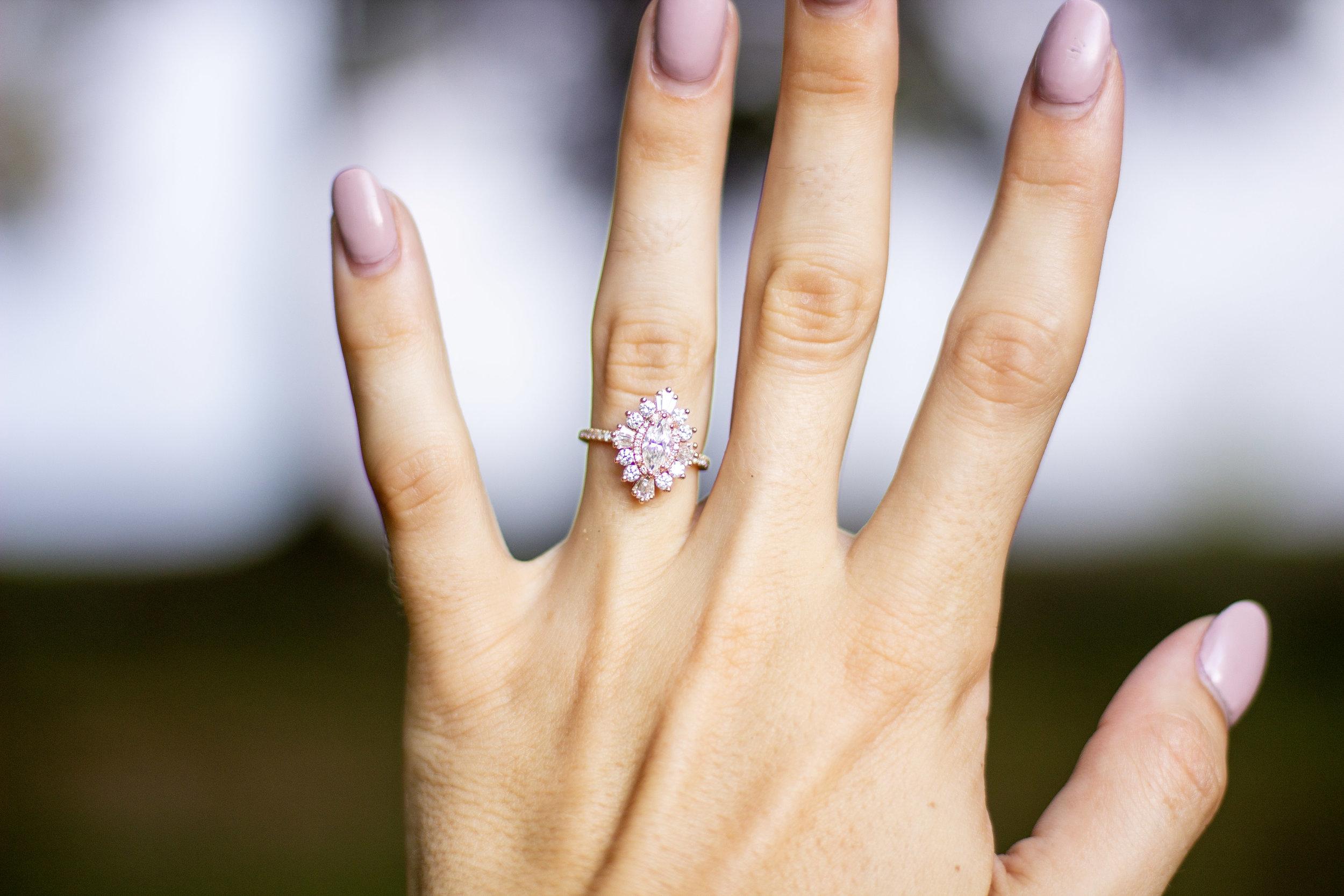 Olivia Shea Style, Heidi Gibson Engagement Ring, Marquise Gatsby.jpg