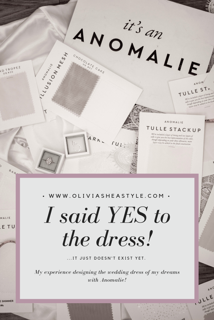 Saying Yes To a Dress That Doesn't Exist