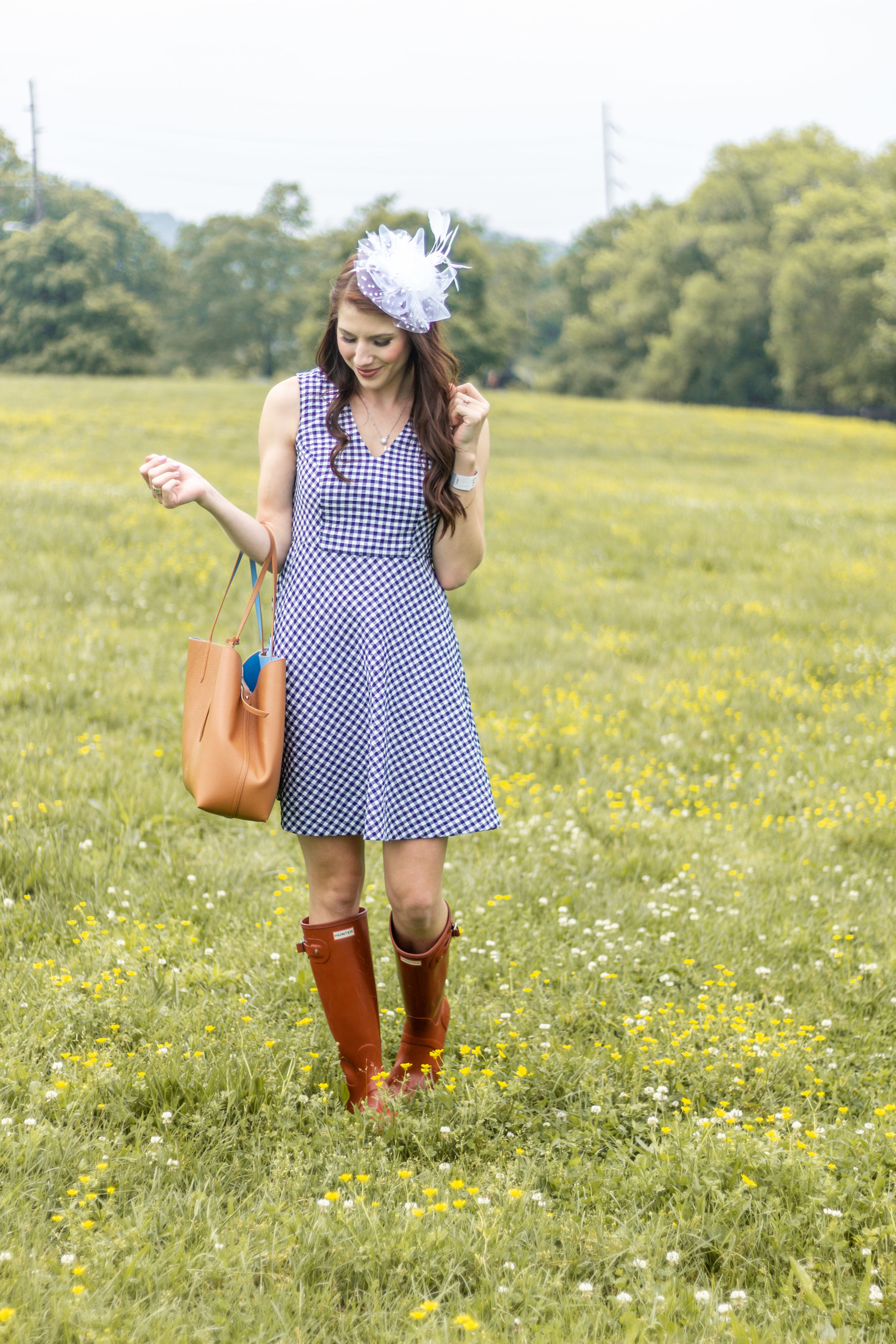 Off To The Races My Steeplechase Outfit And Some Monday Favorites Olivia Shea Style