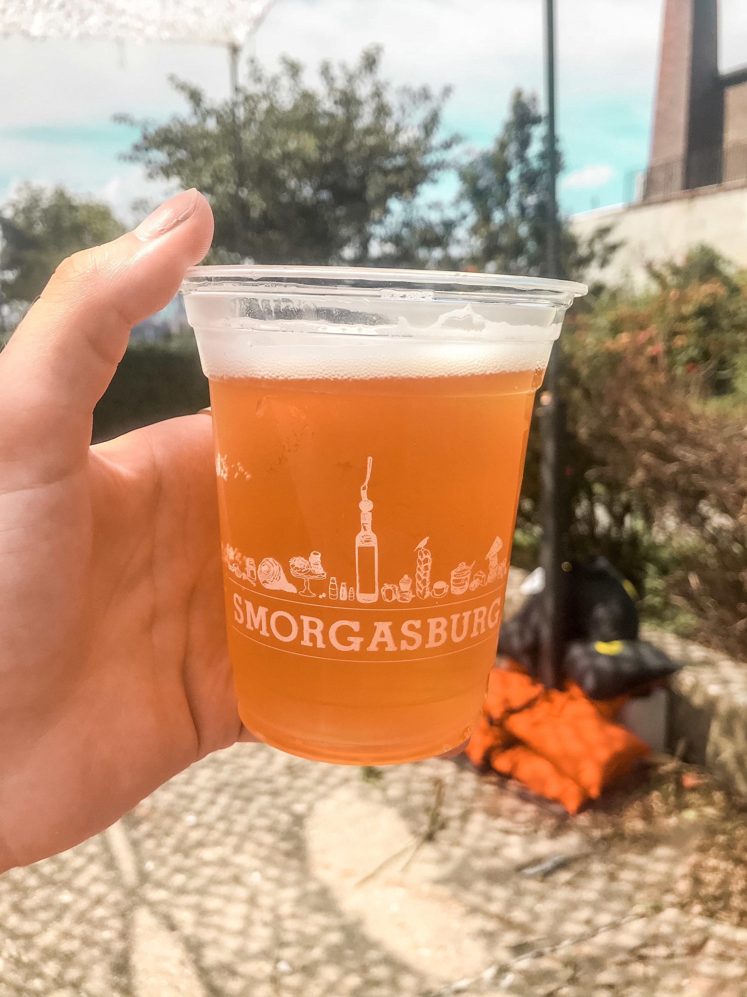 Smorgasburg Brooklyn, Beer, Summers in New York City.jpg