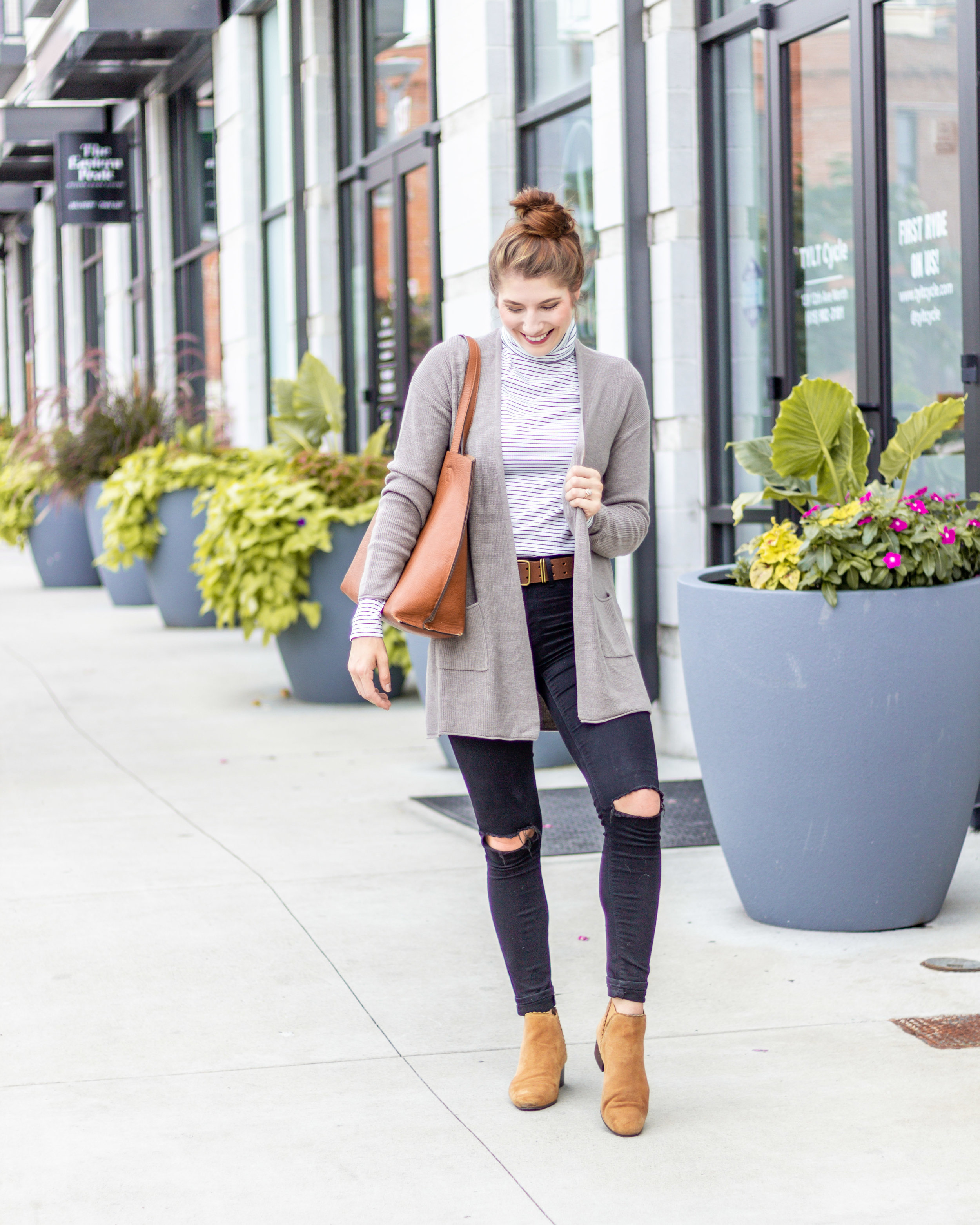 Olivia Shea Style, Turtleneck, Fall Outfit Inspiration