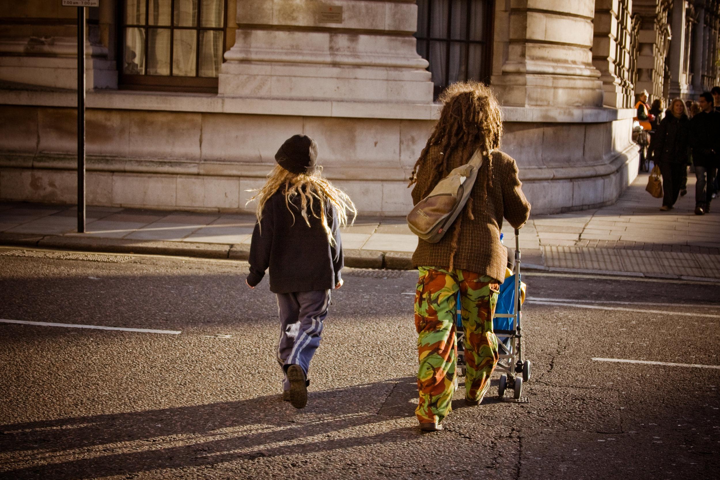 Hippie Family