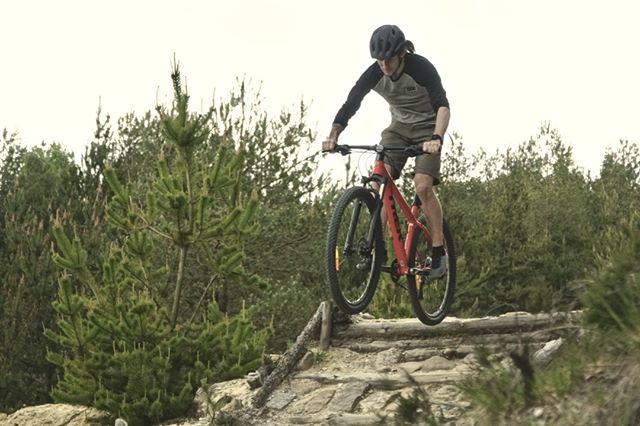 Havde en nice dag tilbage på mawdentbiken i går - i godt selskab med @jesperhovkjaer!⠀ -⠀ #mountainbike #varde #trek