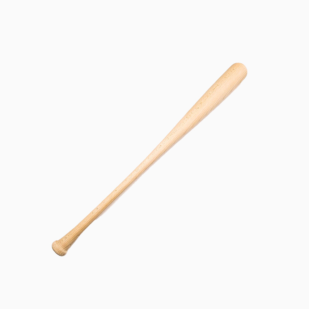 """9 34/"""" Wood Baseball Maple Blem Bats Game Ready CUPPED ENDS"""