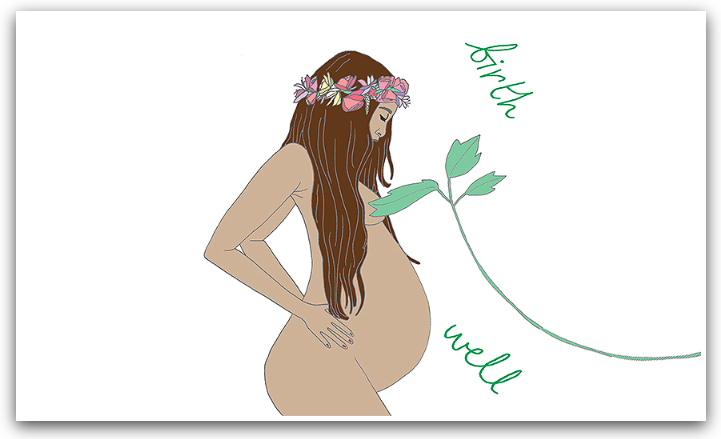 birth well    -  illustration