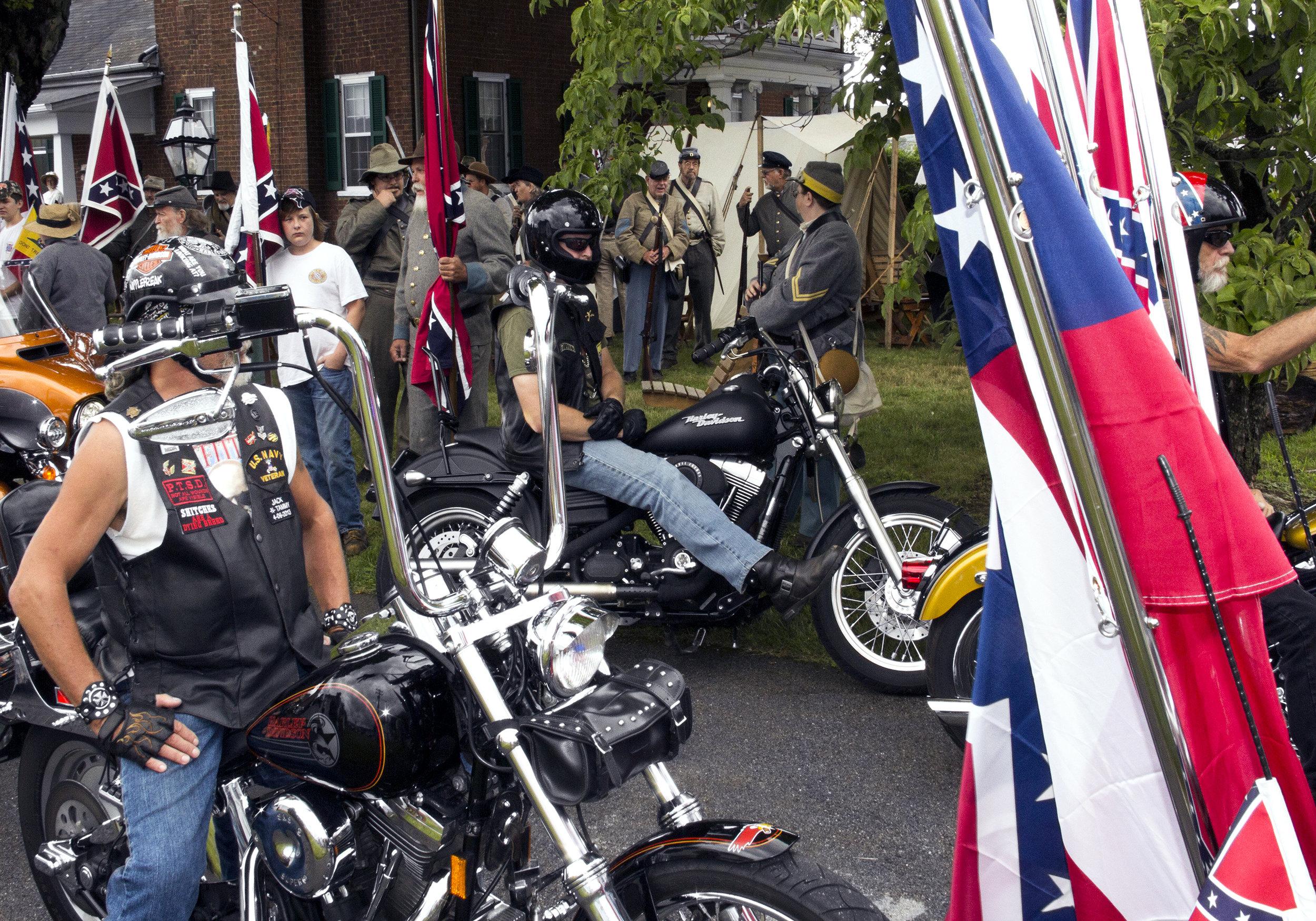 Awarding of the Confederate Medal of Honor, Pearisburg, Virginia, 2015web.jpg