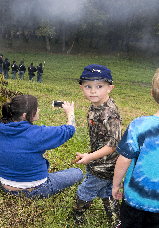 Battle of Middle Creek, Prestonsburg, Kentucky 2015web.jpg