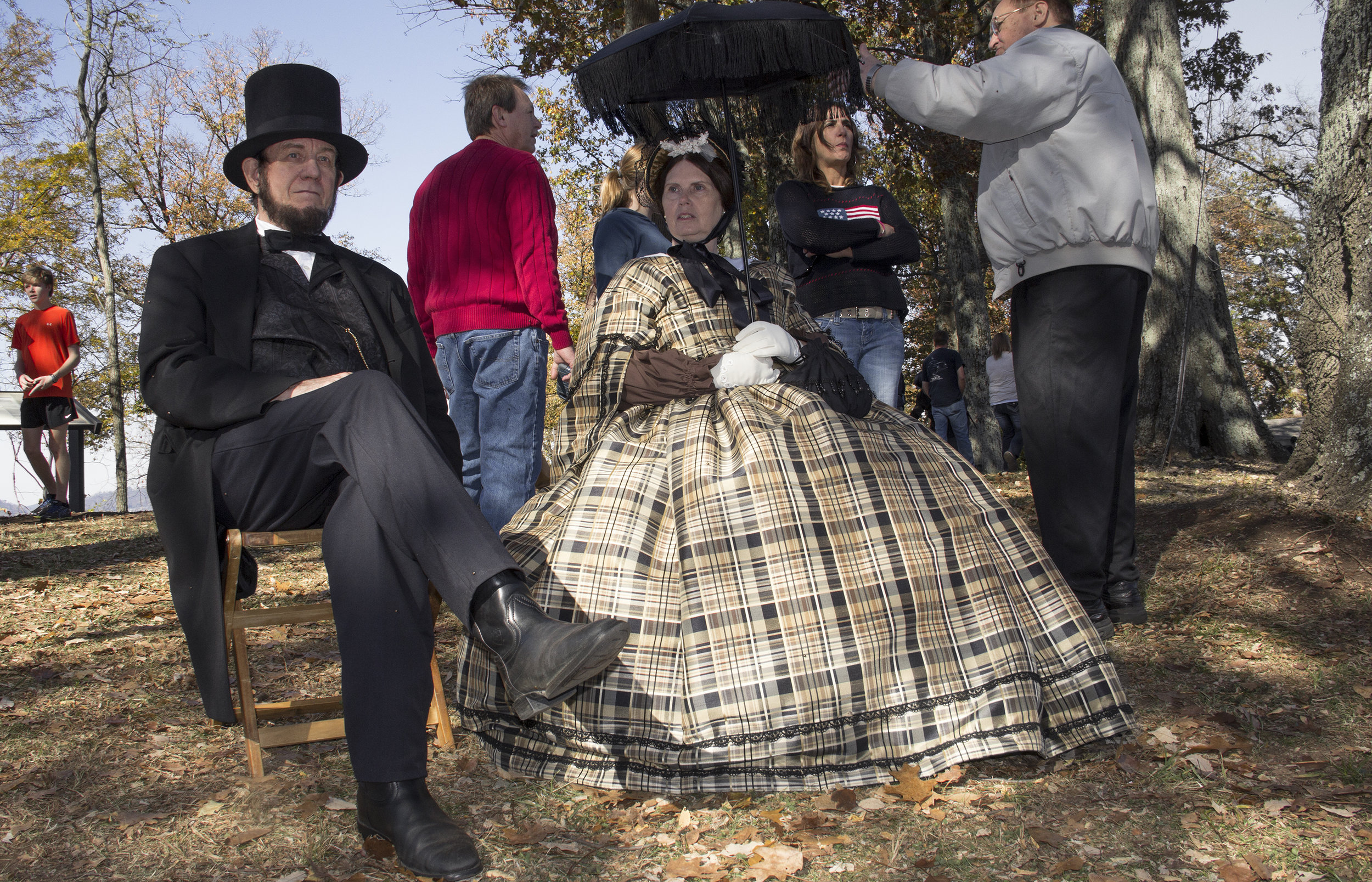 Living History at Fort Dickerson, Knoxville, Tennessee, 2013-web.jpg
