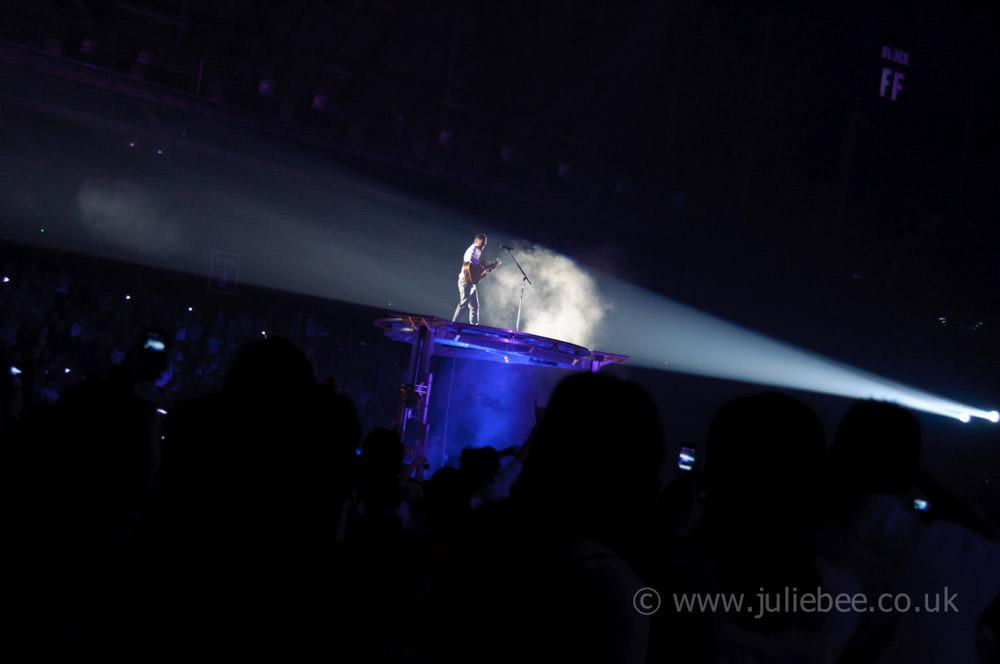 X Factor Live - Glasgow's SECC - 1st April 2011