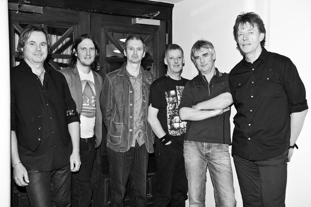 Runrig live at Edinburgh's Usher Hall, 8th December 2012