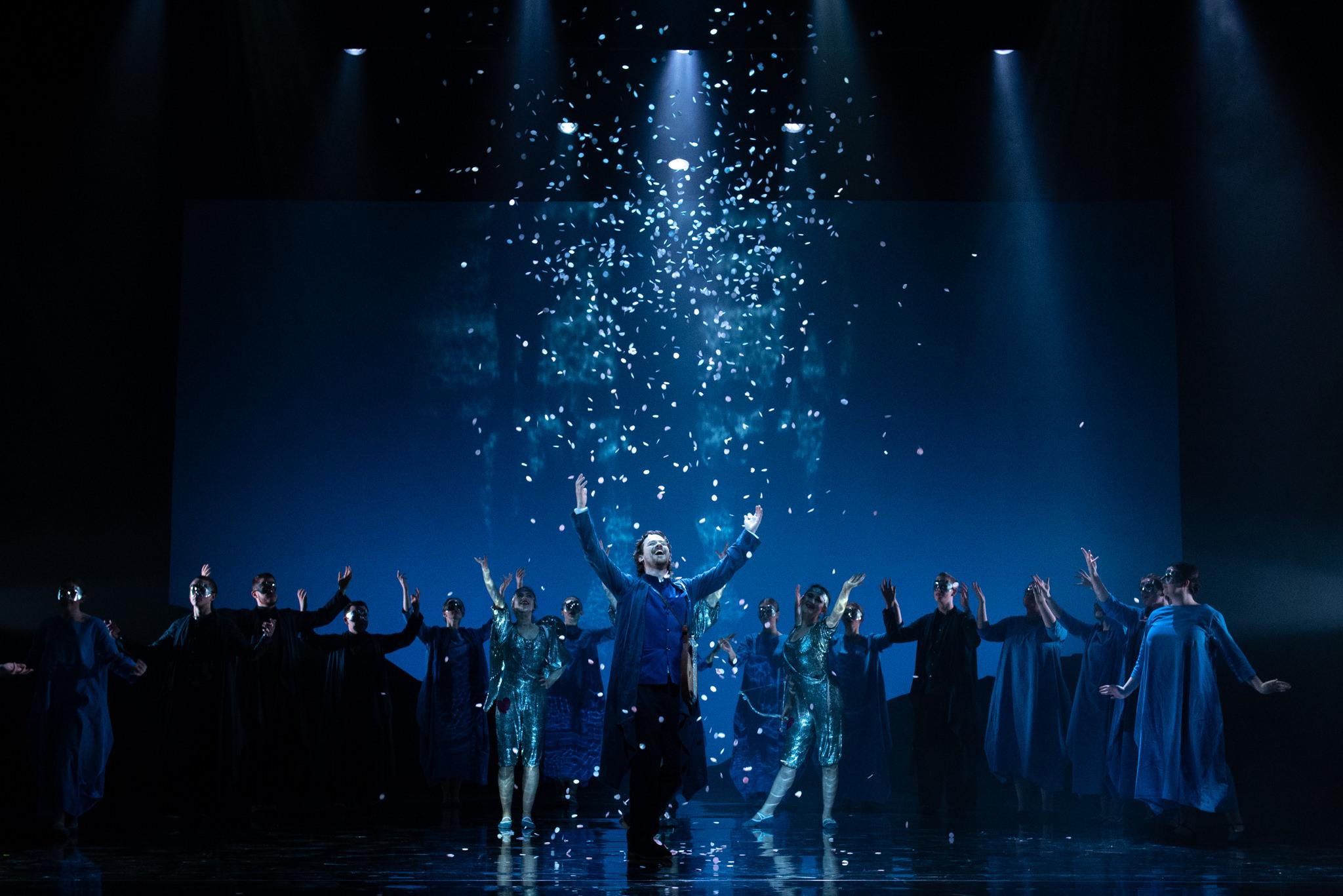 Scottish Opera - Orfeo & Euridice © Julie Broadfoot - www.juliebee.co.uk