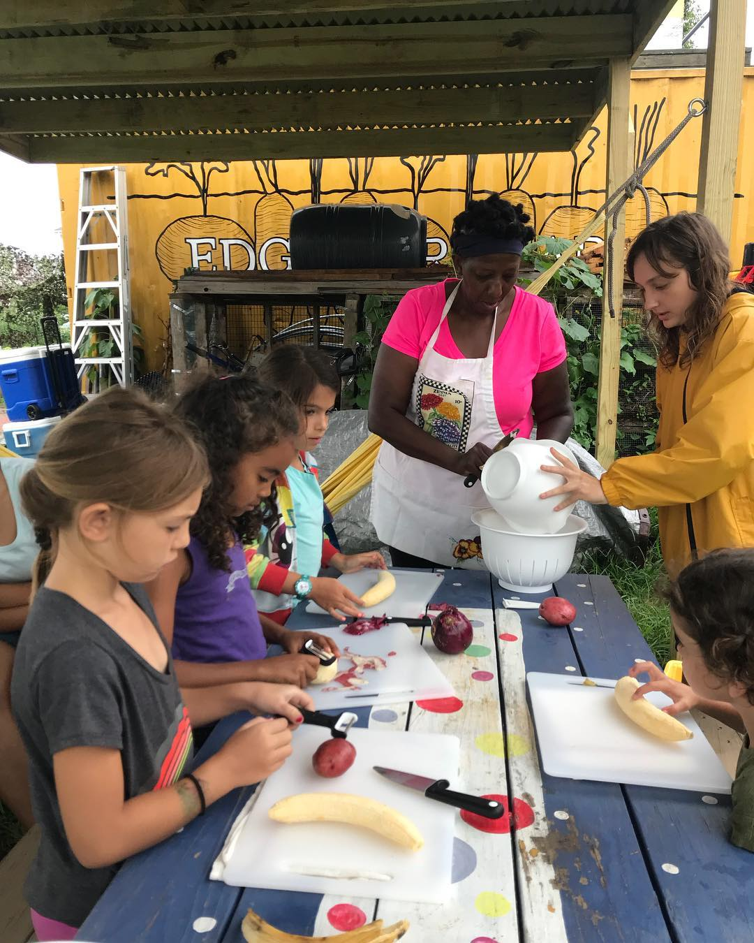 Guyanese Cooking - with Mrs. Andrea Fischer