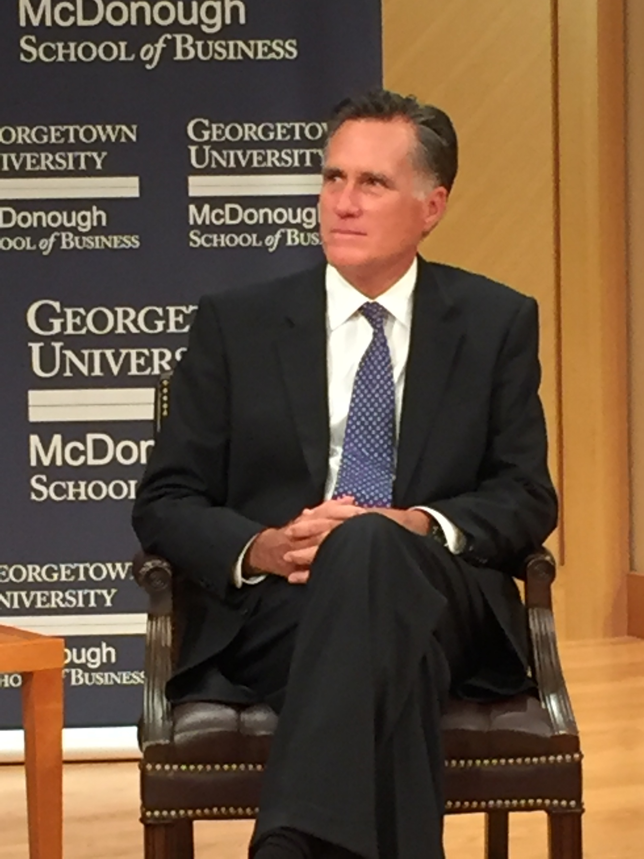 Just ask Mitt, a JD/MBA, and the man who should've been President.