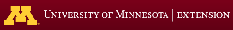Click  here for the University of Minnesota Agricultural Extension website.