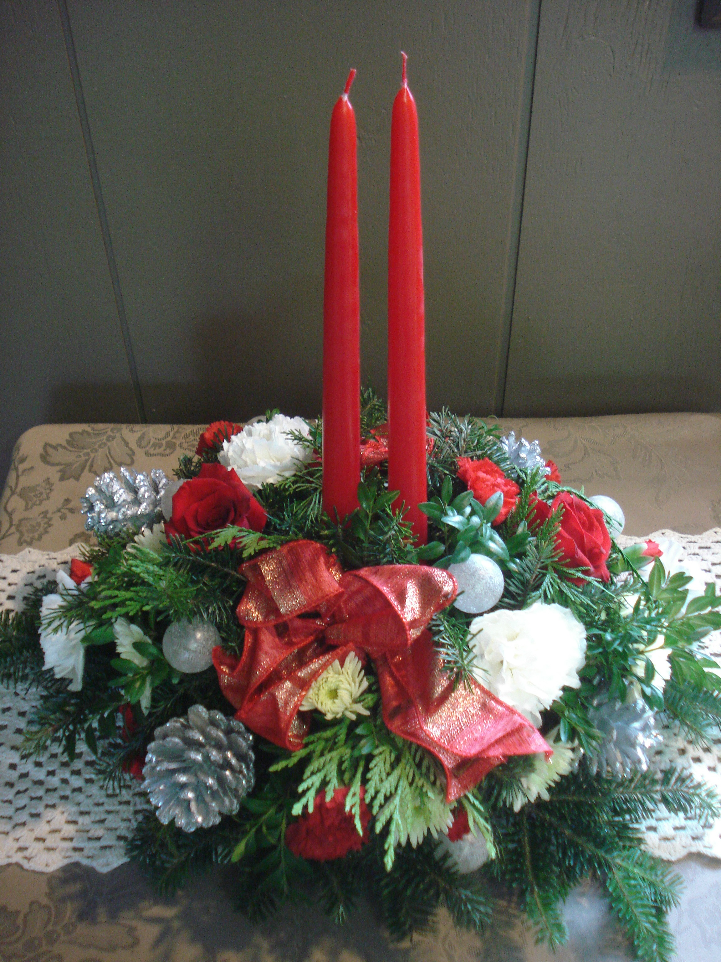 C- Double candle with flowers.jpg