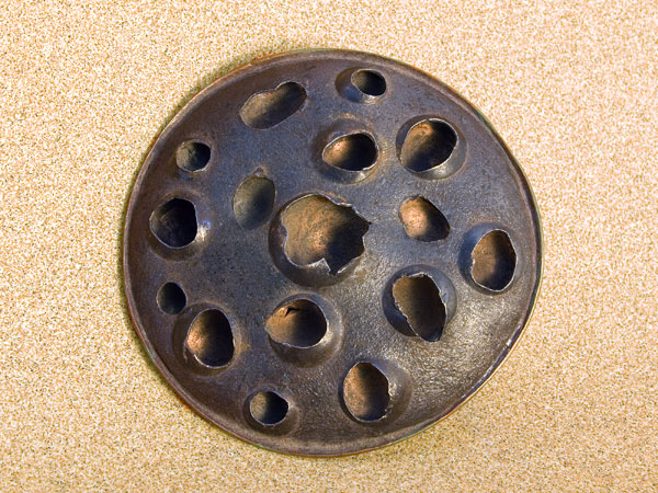 Iron Pod Pendant