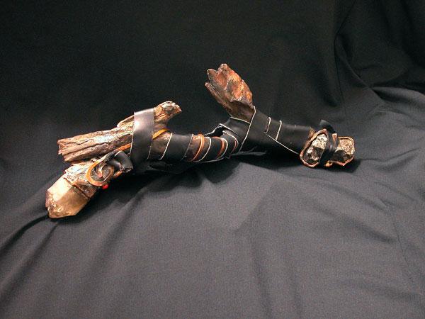 Burning Man Power Rod