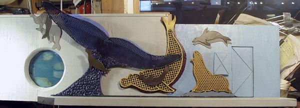 Aquarium Maquette