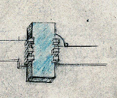 Stone Setting Technical Drawing