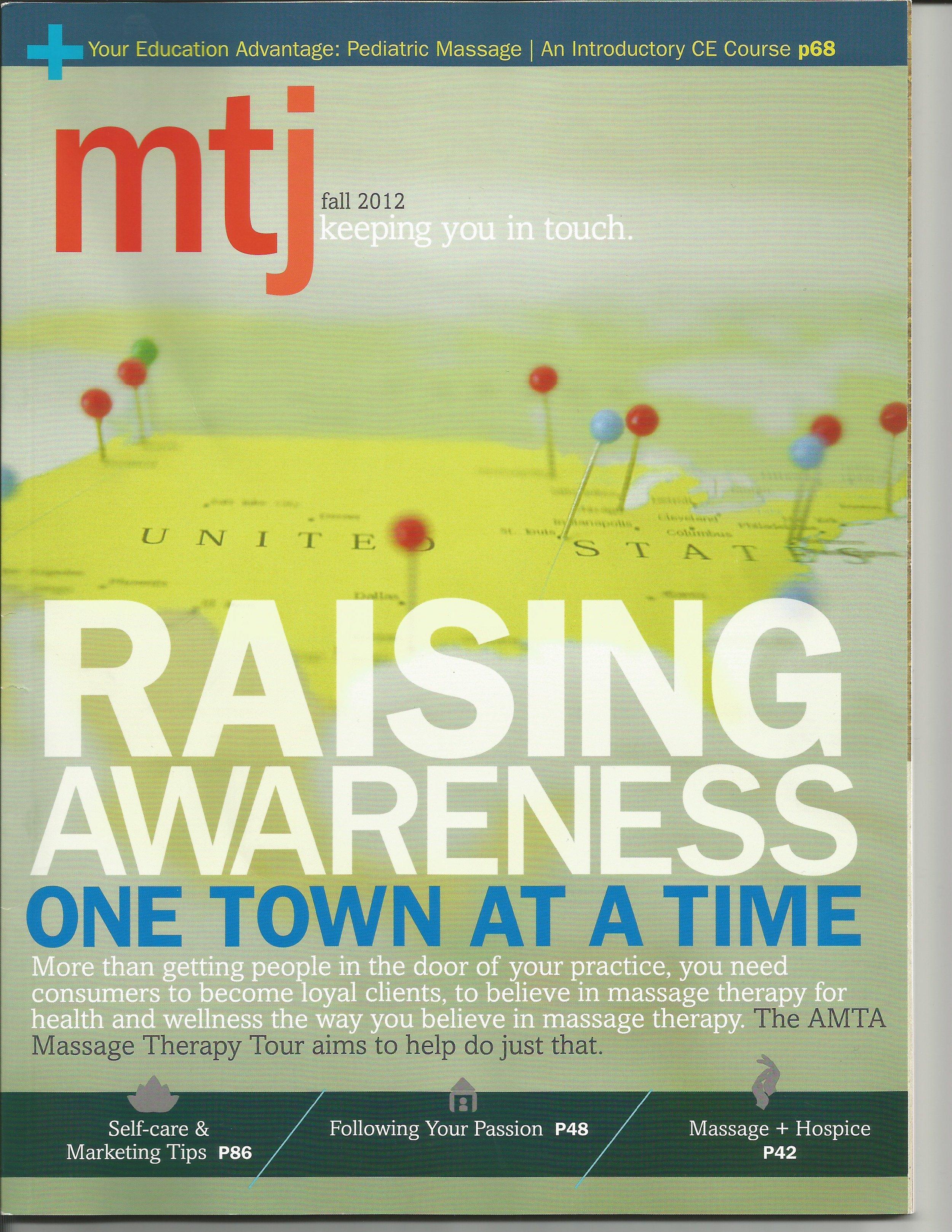 MTJ Magazine - September 2012
