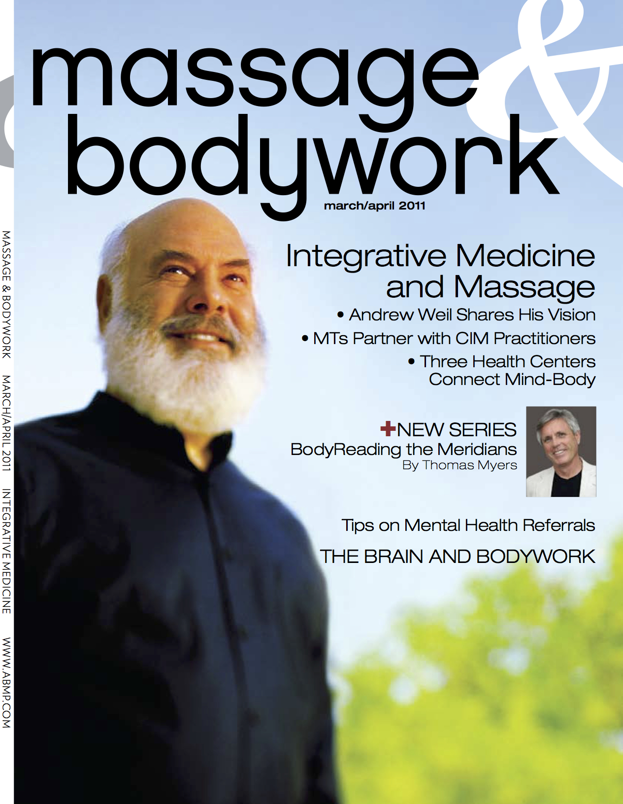 Massage & Bodywork - March / April 2011