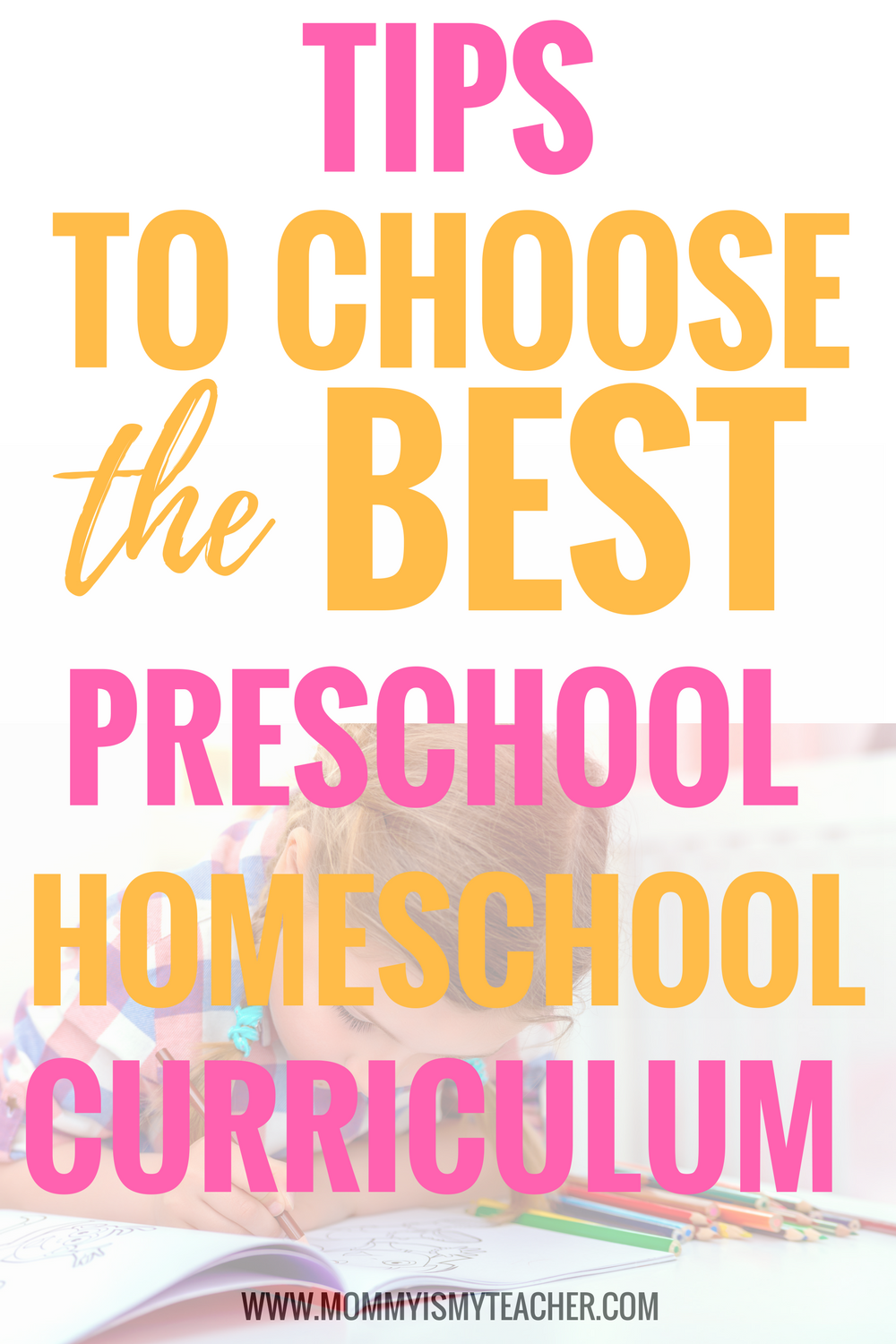 I love how this helped me choose the best preschool homeschool curriculum for my children. These are fun preschool activities at home that is a good preschool homeschool curriculum.