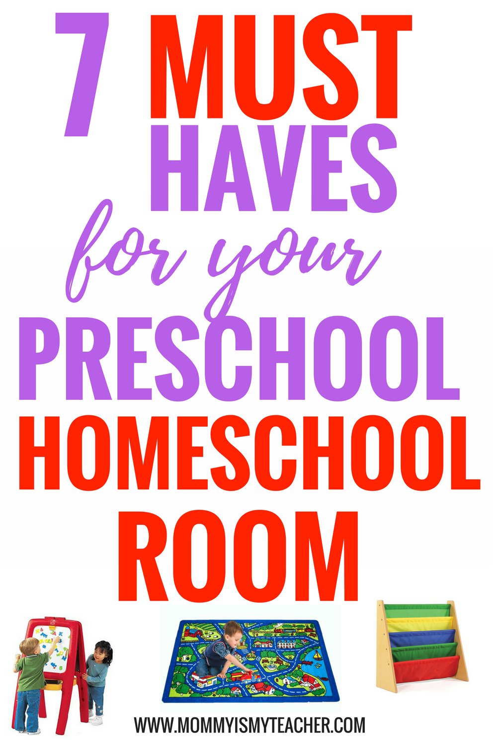 i love these preschool homeschool room ideas. They are great for preschool activities at home in a small space.