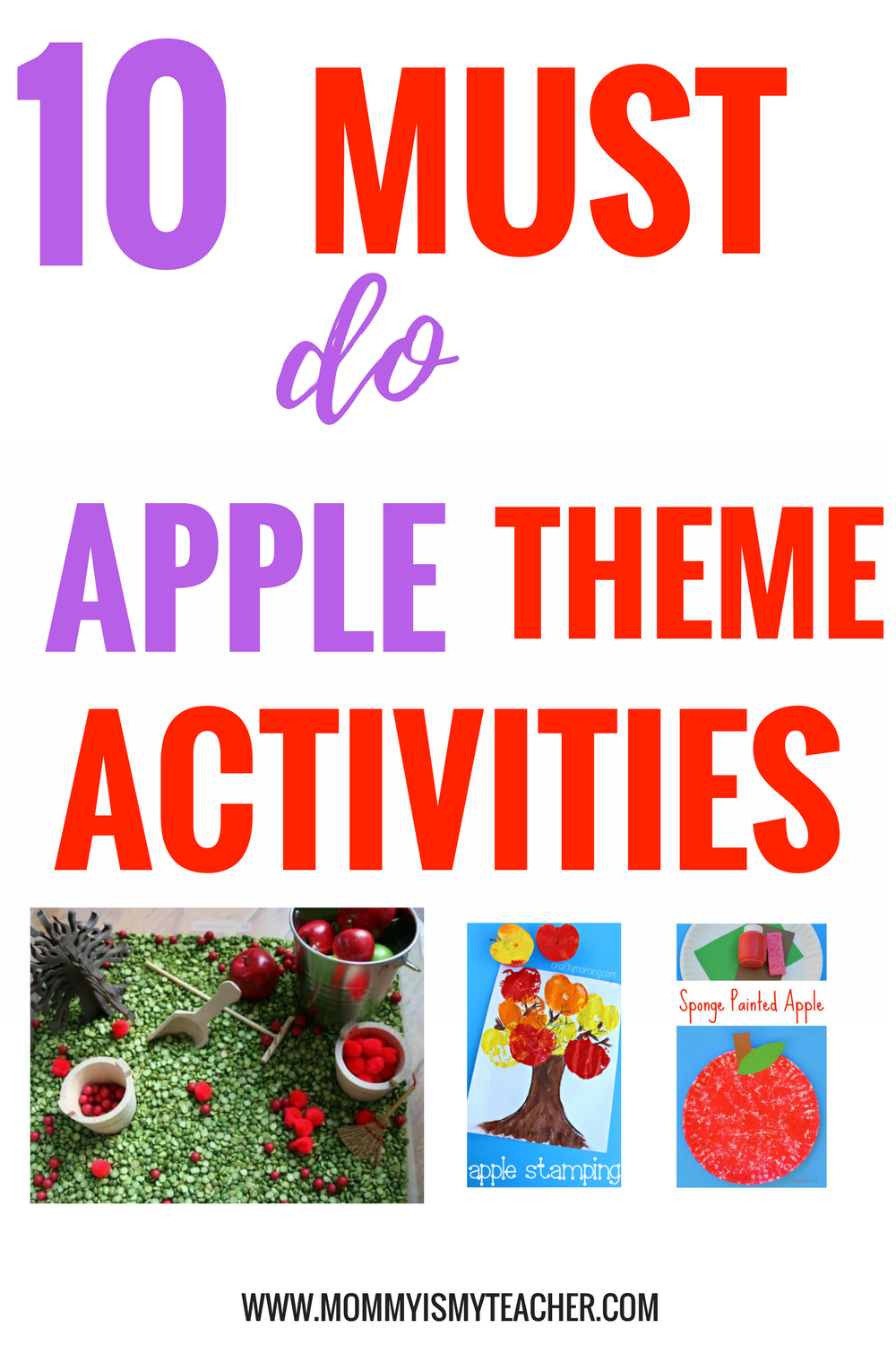 i Love these fun apple theme preschool activities at home! They are great for my preschool homeschool curriculum!