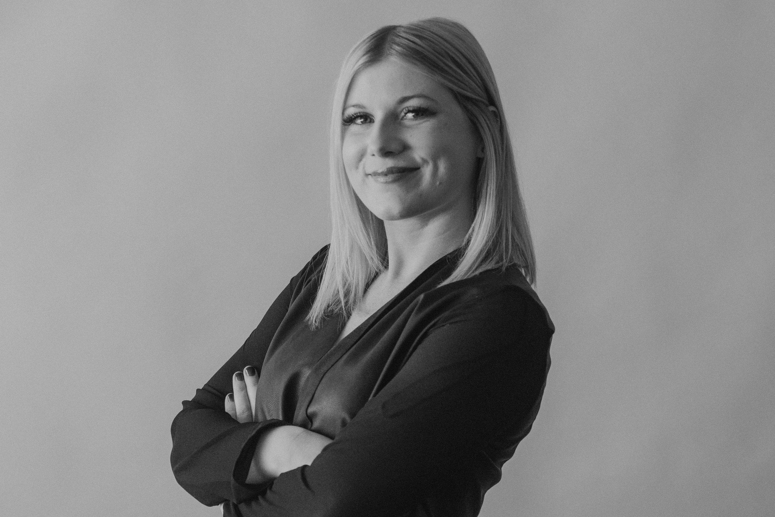 Stephanie Matsen - Copywriter