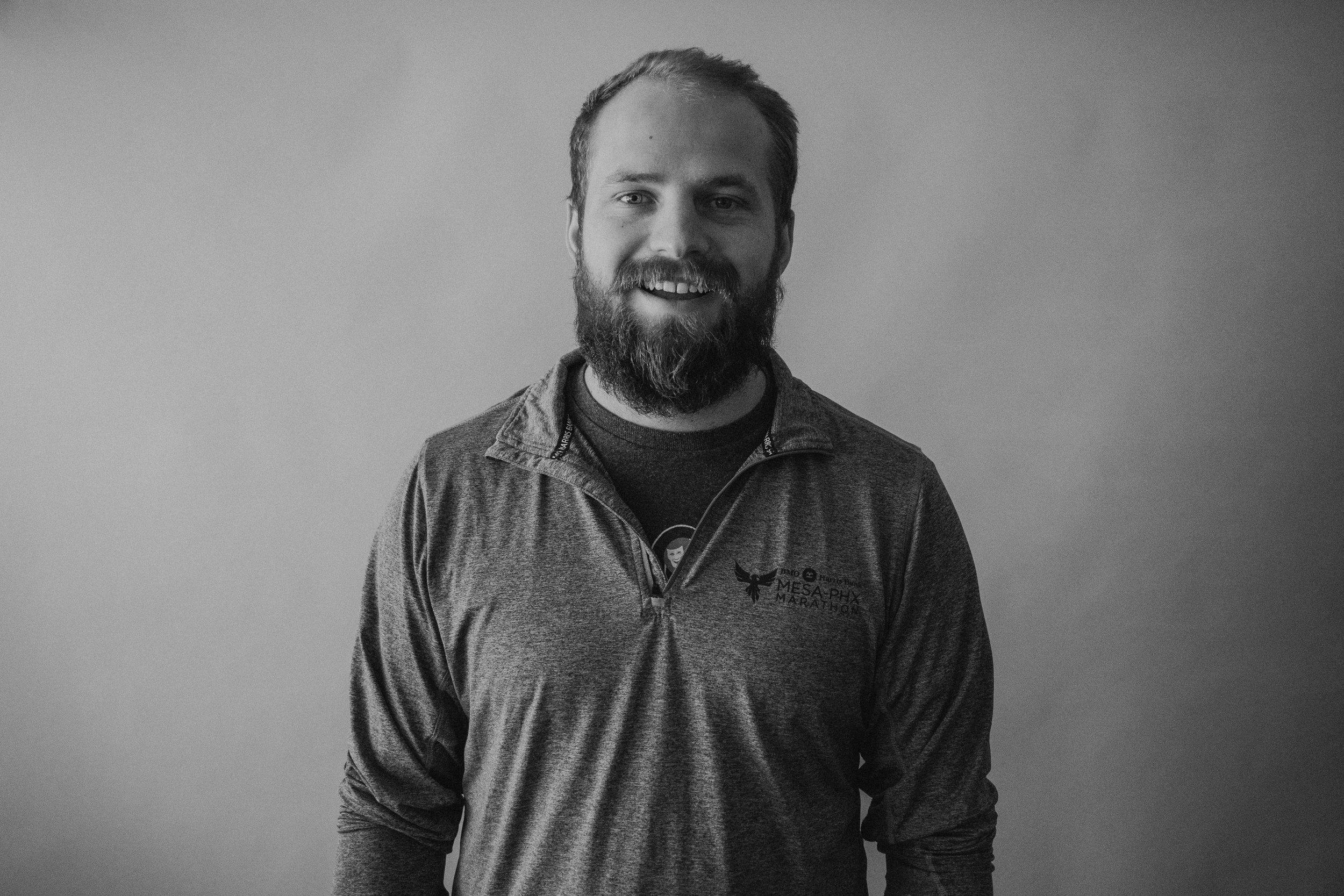 Keeton Alder  -  Account Manager