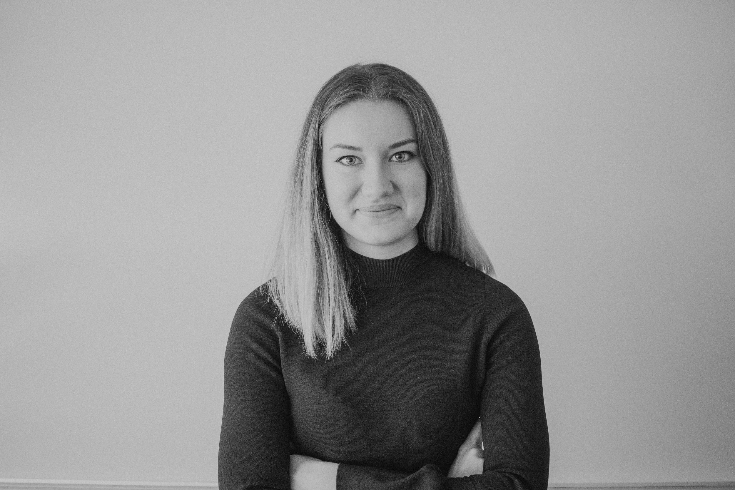 Vanessa Heinz - Account Manager