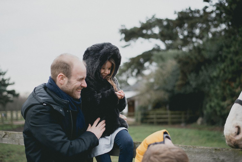 Family photoshoot, Wimbledon Common