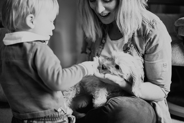 Intimate Family Photographer Surrey