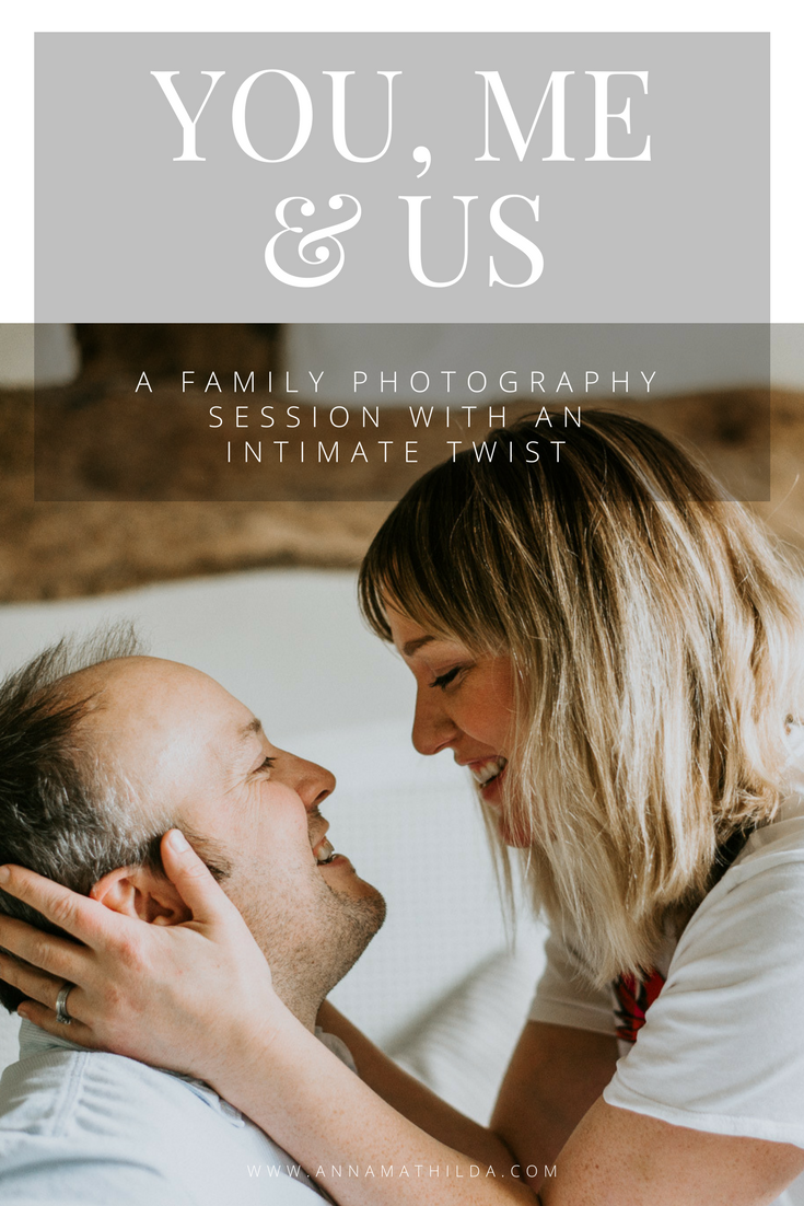 """""""This has been really therapeutic! I remembered I really like spending time with you, just you and me. We need to do more of this"""".   She said to her husband towards the end of our family photography session.  #Goals.  Read more on www.annamathilda.com"""