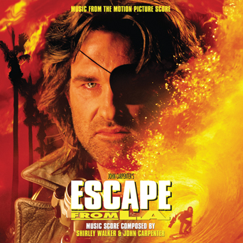 Escape from L.A. OST