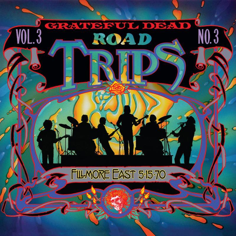 Grateful Dead Filmore East 5:15:70 (Reissue)