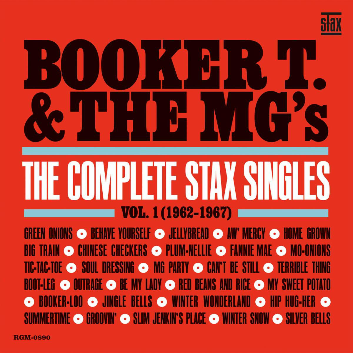Booker T. & The MG's (Reissue)