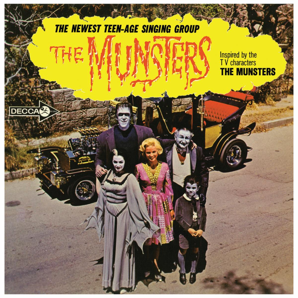 The Munsters (Reissue)