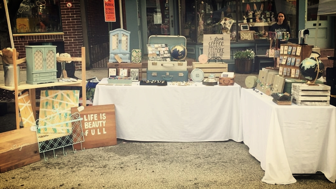 We're looking for makers of all kinds to join our Maker's Market collective. - If you make anything, you could be a vendor!