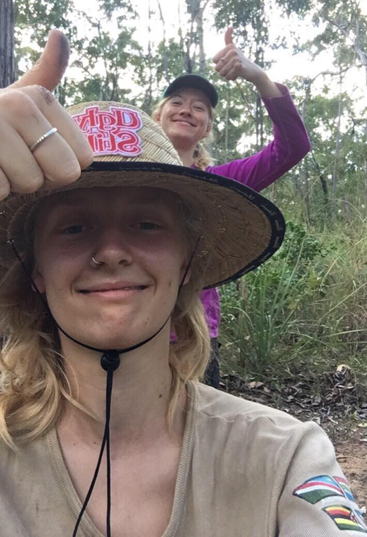 We did it! 5 weeks of non-stop field work!! Over 500 traps in total laid, 24 camera stations deployed, 40 pitfall traps set, and 13 habitat surveys done!