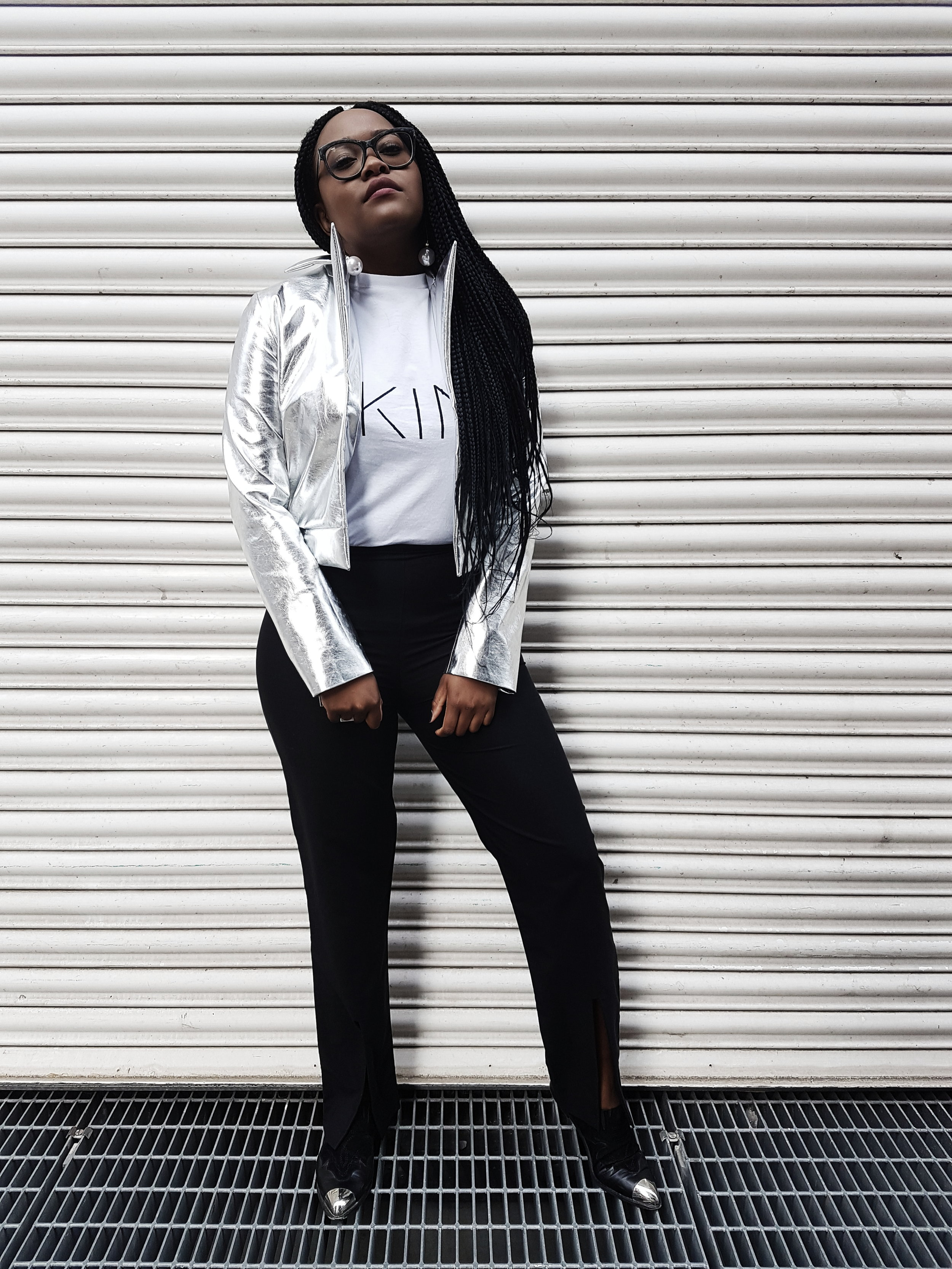 - Ngoni, 24, Creative Director, London/Northampton/Wherever my mother is.