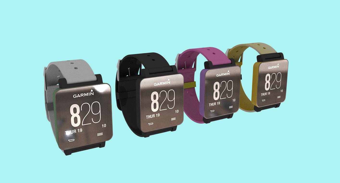 Garmin smart watch