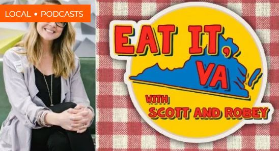 Are you experienced... with Samantha Kanipe of the Richmond Experience - Eat It, Virginia